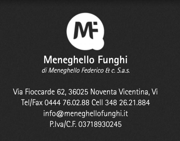Az Agr MENEGHELLO FUNGHI di Meneghello Federico e C. sas